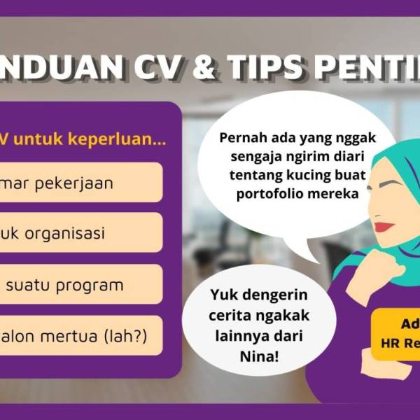 Panduan Membuat CV