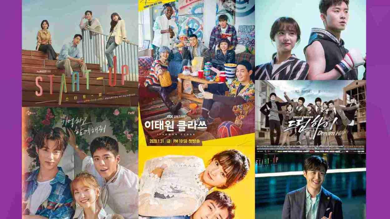 Ini dia 5 Rekomendasi Drama Korea Tentang Perjuangan Menggapai Mimpi 9