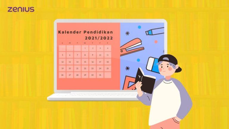 kalender pendidikan 2021