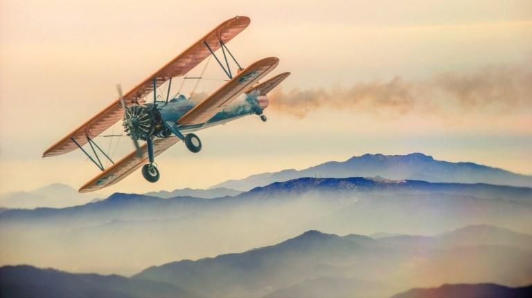 Pesawat sebagai Aplikasi Hukum Bernoulli