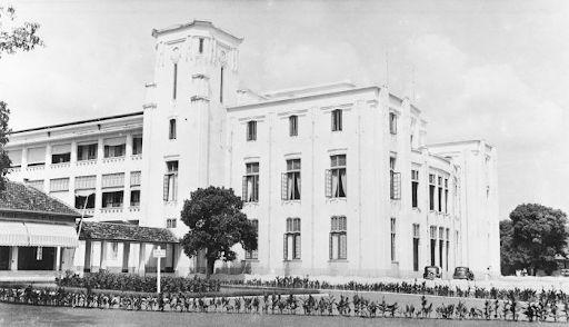 Kantor KPM di Batavia Tempat Ernest Douwes Dekker Bekerja