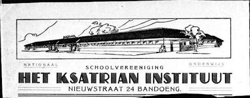 Ksatrian Institut Bandung - Ernes Douwes Dekker (1)