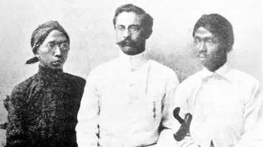 Tiga Serangkai Indische Partij