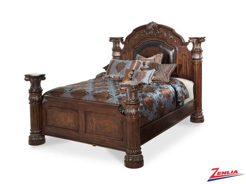 Monte Carlo Il Noir Bed Monte Carlo II Bedroom