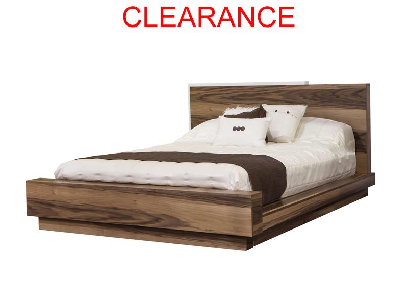 Modern Platform Bed On Clearance Custom Made Modern