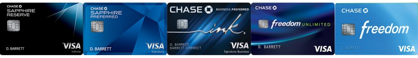 Chase Credit Cards