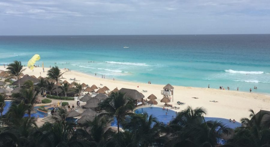 How To Use 100,000 Marriott Rewards Points - JW Marriott Cancun Resort and Spa in Cancun, Mexico