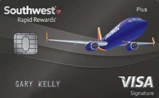 How To Earn and Use Southwest Points - Southwest Rapid Rewards Plus Credit Card