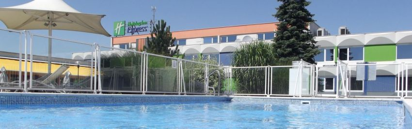 IHG Point Breaks Hotels - Holiday Inn Express Strasbourg – Sud
