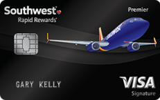 How To Earn and Use Southwest Points - Southwest Rapid Rewards Premiere Credit Card