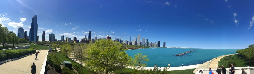 Finding Balance in Chicago