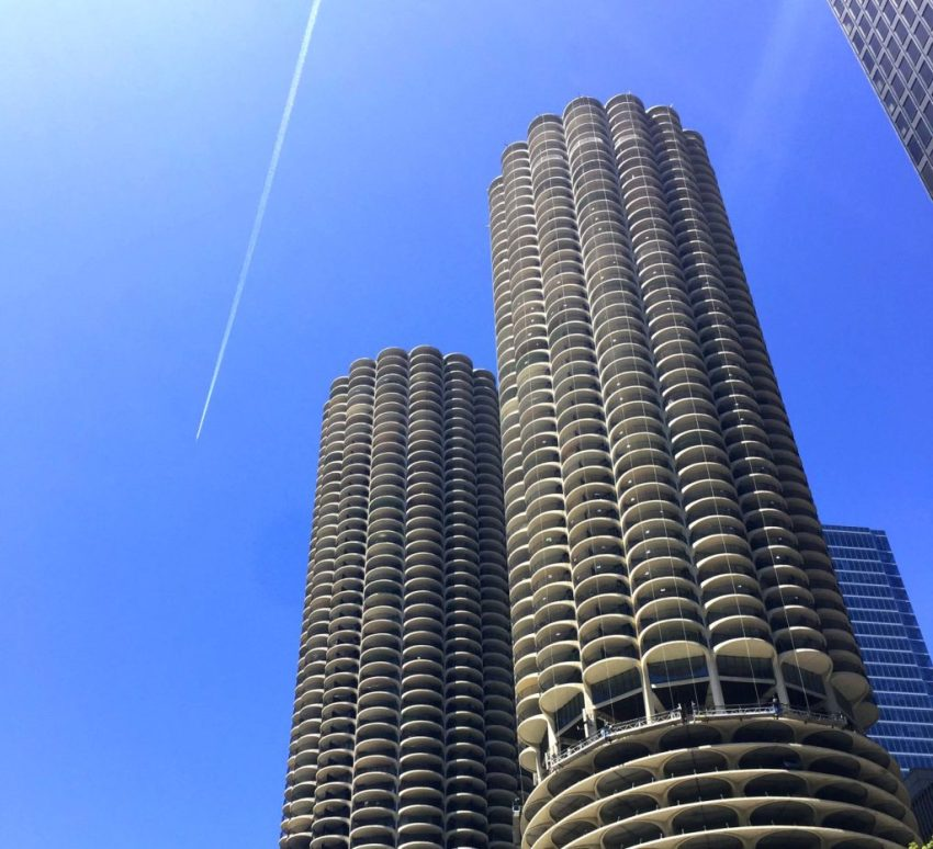 Chicago River Cruise on Chicago's First Lady Cruises | Chicago Architecture Foundation | Things To Do In Chicago | Chicago, Illinois (USA) | Marina City