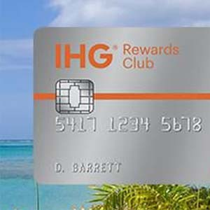 Increased Offer On the IHG Rewards Club Credit Card