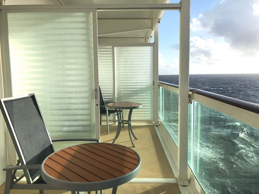 Royal Caribbean Freedom of the Seas Review   Balcony Stateroom