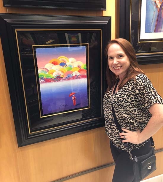 Cruise Ship Art Auctions   Park West Gallery   Art Auctions on Royal Caribbean   What To Do On A Cruise Ship   Cruise Vacation Tips   How To Navigate A Cruise Ship Art Auction   #cruiseshipartauction #parkwestgallery #cruising #royalcaribbean   Peter Max