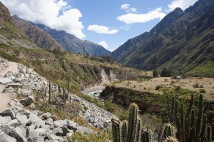 Inca Trail - Day One