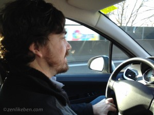 Driving to Westvleteren!