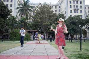 Mojitos at Hotel Nacional de Cuba
