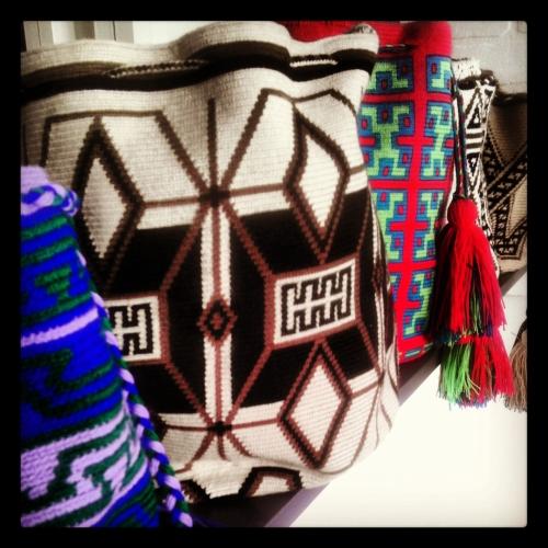 Wayuu Handmade Fair Trade Bags