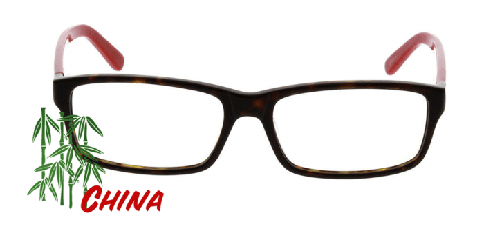 most popular glasses in china