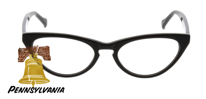 popular glasses in pennsylvania