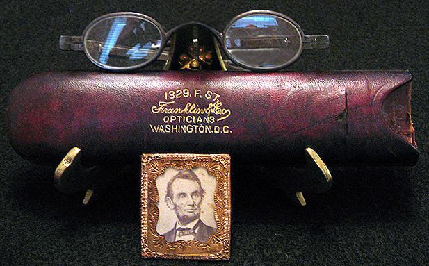 President Abraham Lincoln Eyeglasses