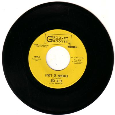 Allen's record