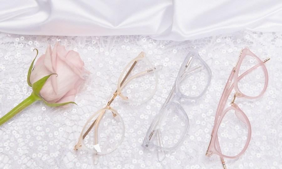 wedding eyeglasses