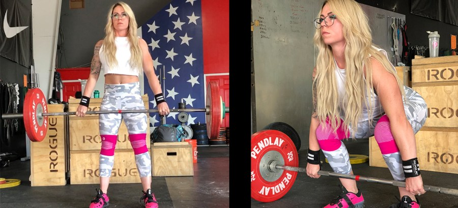weightlifting glasses