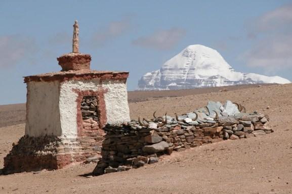 Altra visuale del m.te Kailash