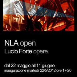 NLA OPEN – Nuovo Liceo Artistico Personale di Lucio Forte