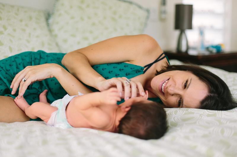 cairns lifestyle newborn photography