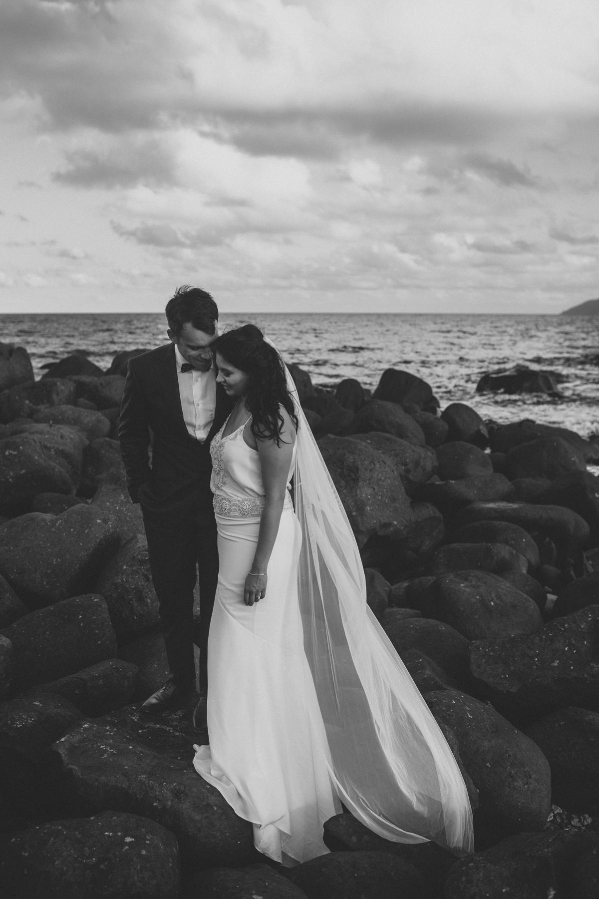 castaways mission beach wedding