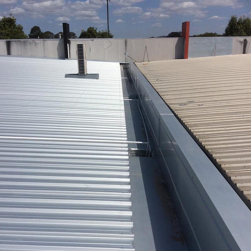 commercial roof repairs Brisbane