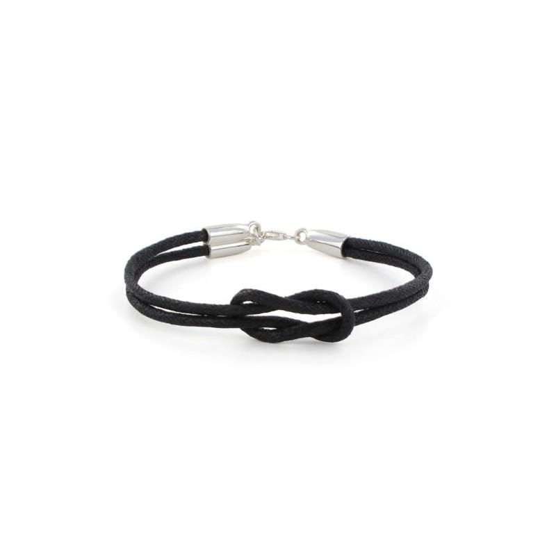 Bracelet Personnalis Homme Good Bracelet En Acier Noir