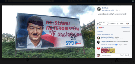 Kampaň na SPD