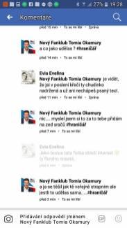 křivé obvinění Okamury odkud psali falešné sms o rasizmu