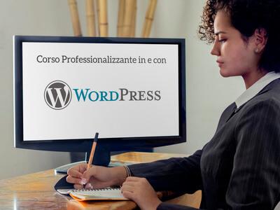 Corso WordPress online