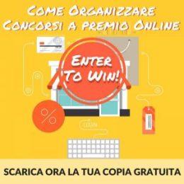 Come organizzare concorsi a premio online