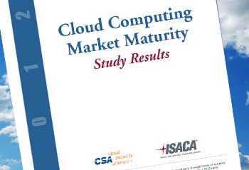 Cloud computing report CSA and ISACA 2012