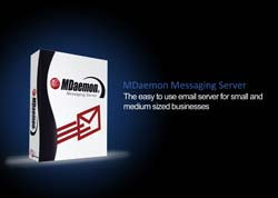 MDaemon postcard - Perfect email server for small businesses