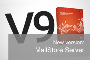 New version of MailStore