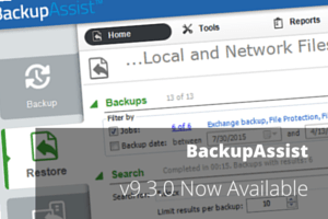 BackupAssist v9.3.0