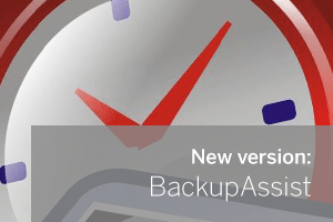 BackupAssist Maintenance Release
