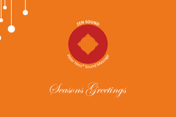 ZEN SOUND Season's Greeting