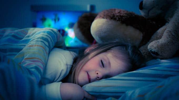 Enfants : l'éducation au sommeil est nécessaire