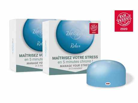 Achat Pack 2 Zenspire relax boutique