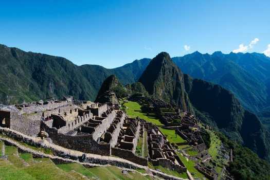 Machu Picchu - the highlight of the Salkantay Trek