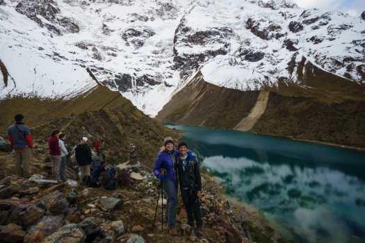 Zentravellers at Humantay Lake