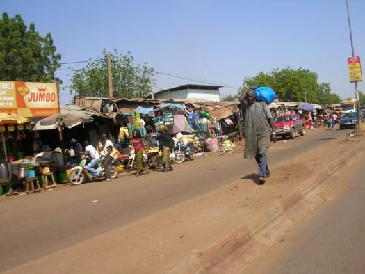 streets of Bamako